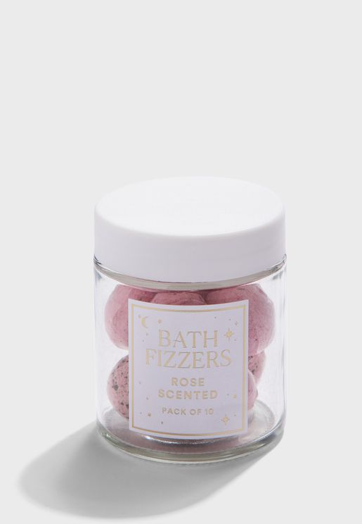 Rose Bath Fizzer