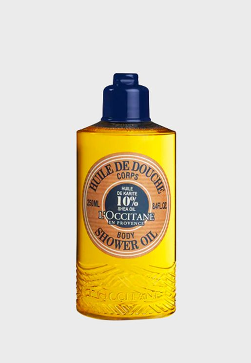 Shea Butter Fabulous Shower Oil 250 Ml