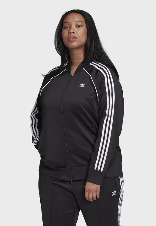 Superstar 3 Stripe Track Jacket
