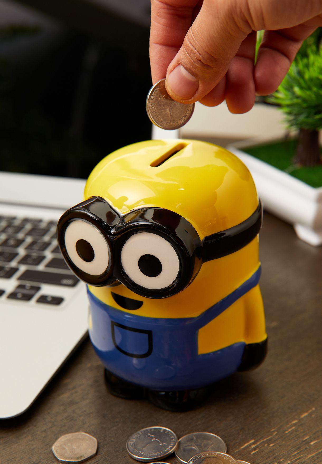 Minions Banana Fund Money Box