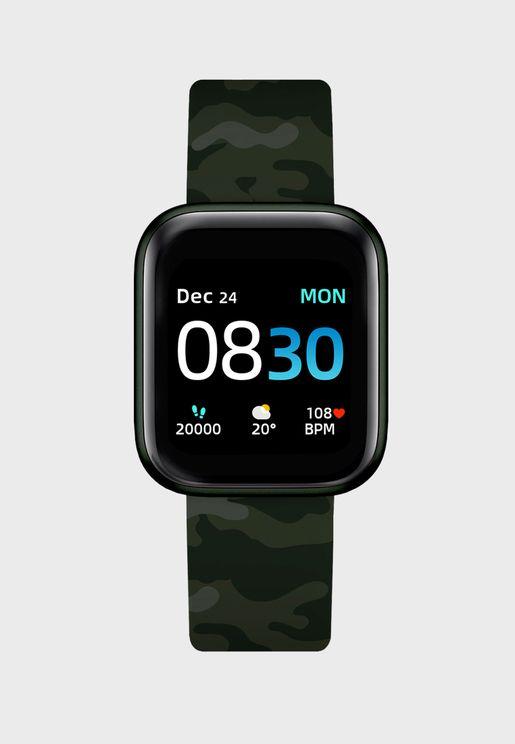 Air 3 Camo Smart Watch