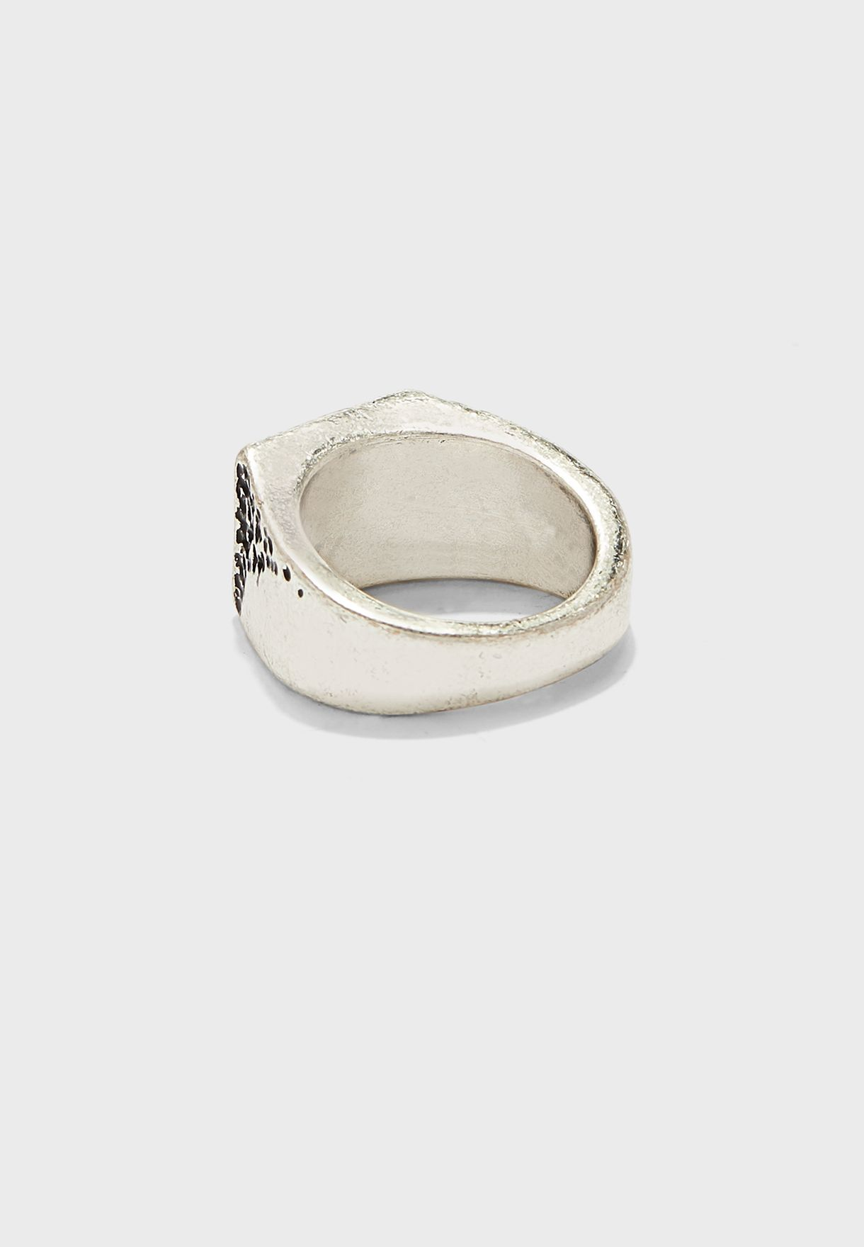 Rectangle Signet Ring