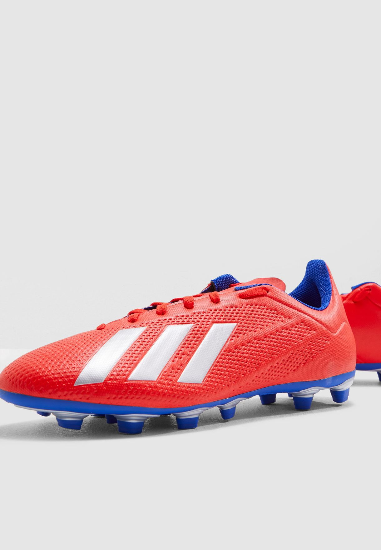 new arrival 10c1a 737fc Shop adidas red X 18.4 FG BB9376 for Men in UAE - 14448SH74FCP