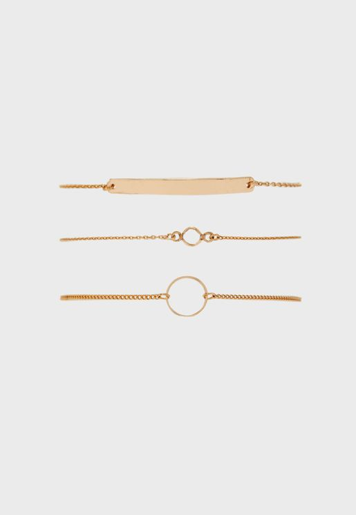 Multipack Graeng Bracelets