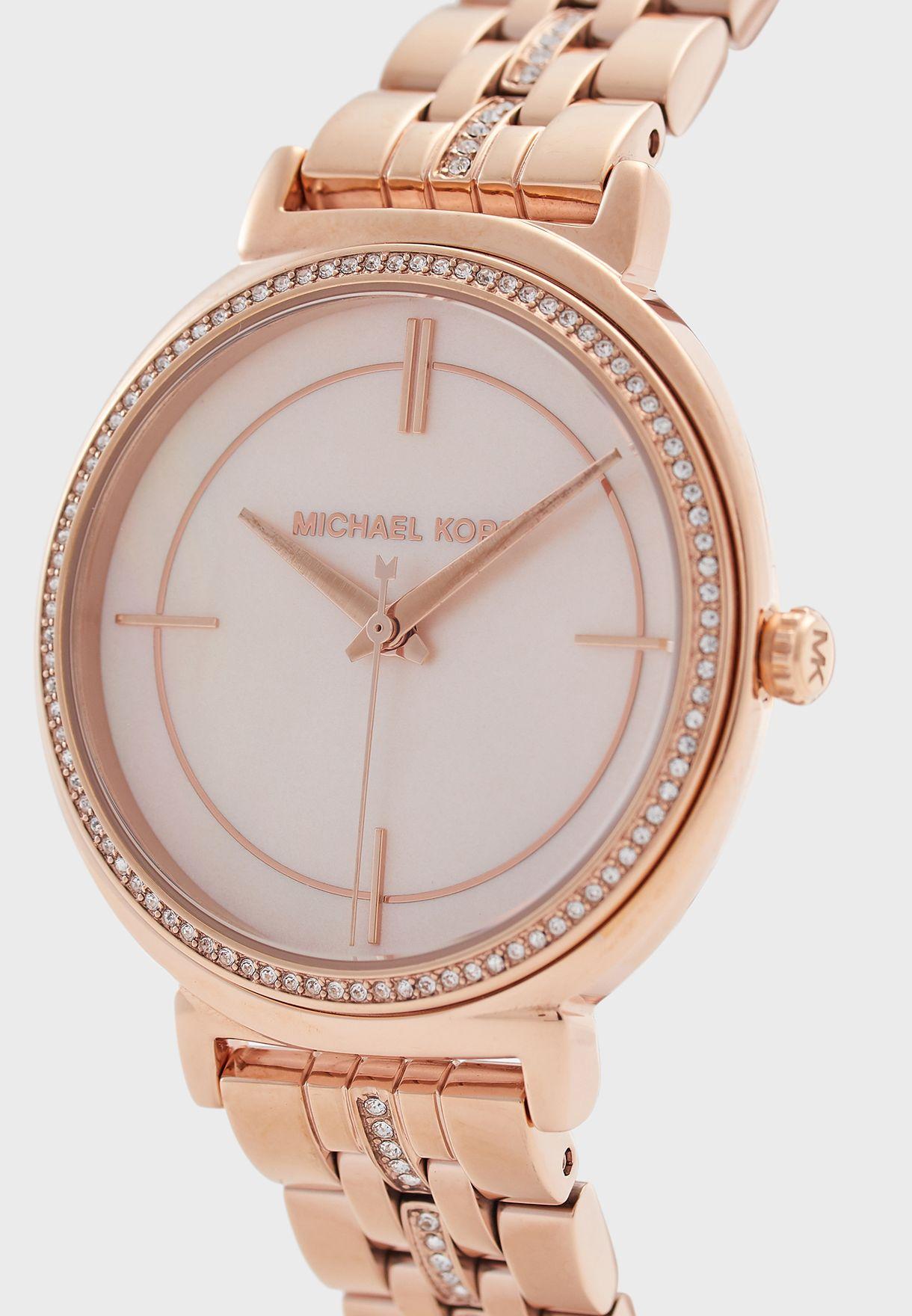 Cinthia Rose Gold-Tone Watch