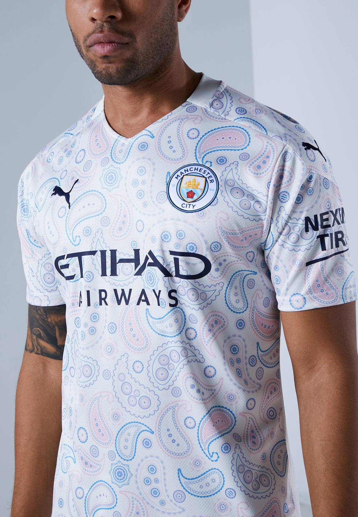 Manchester City Third Replica T-Shirt
