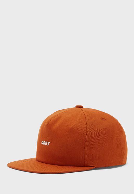 Bold Snapback Cap