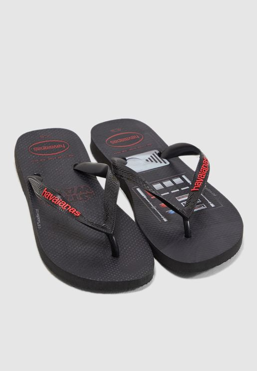 00d4c3fff Star Wars Flip Flops. Havaianas