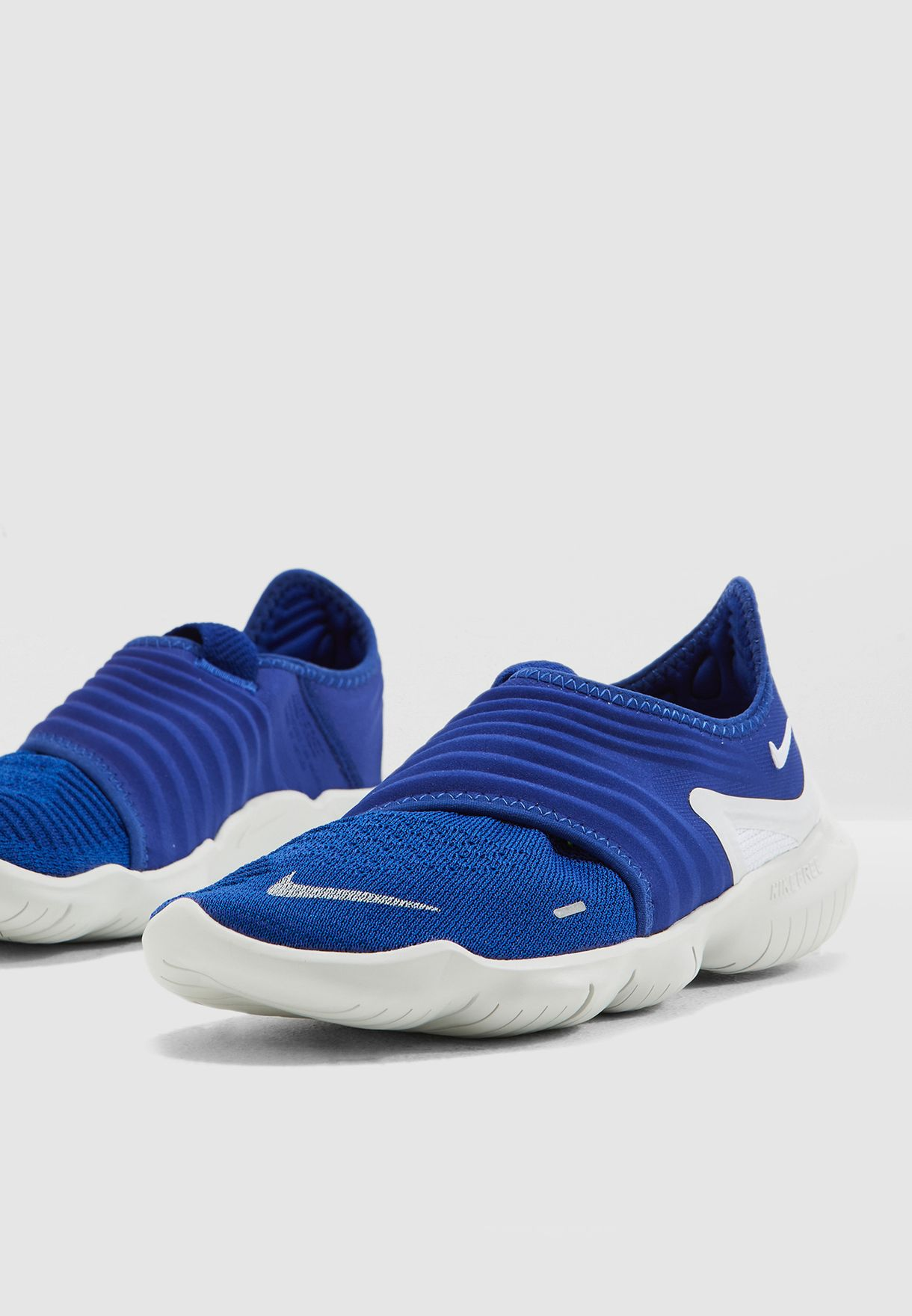 cbf810d2ddbe9 Shop Nike blue Free RN Flyknit 3.0 AQ5707-401 for Men in UAE ...