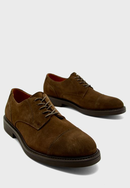 Oxford Lace Ups