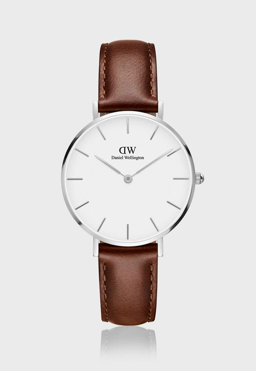 Petite St Mawes S White 32mm Watch DW00100187