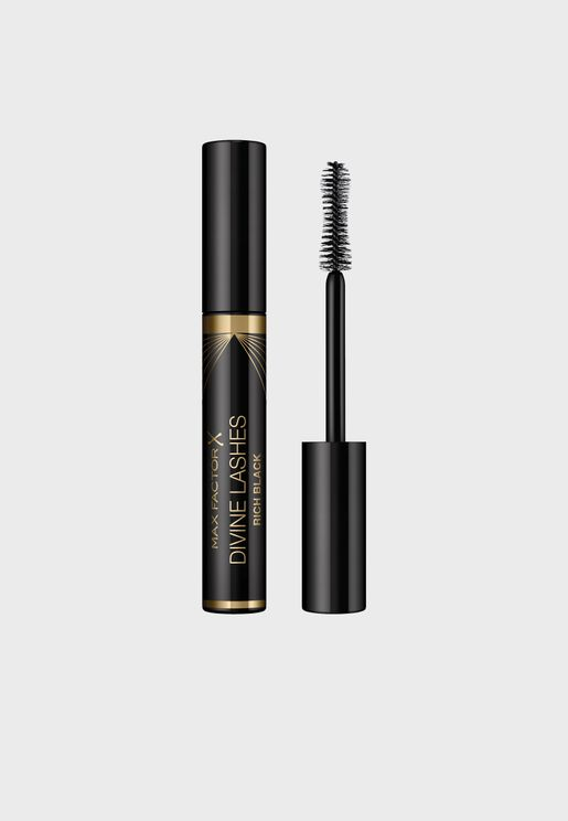 Divine Lashes Mascara - Black 01