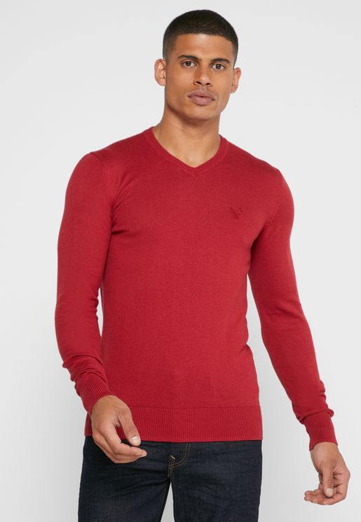 Core Knitted Sweater