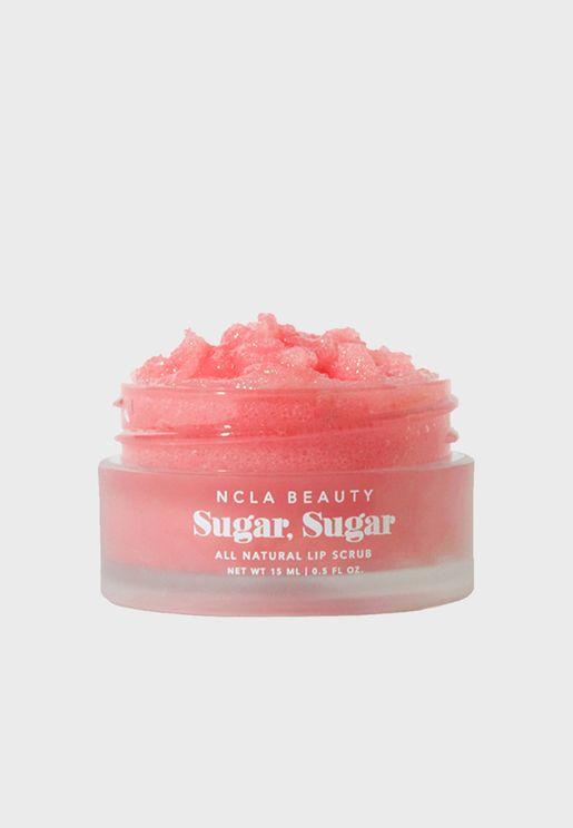 Sugar Sugar Lip Scrub - Pink Champagne
