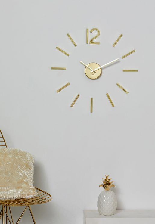 ساعة حائط بلينك
