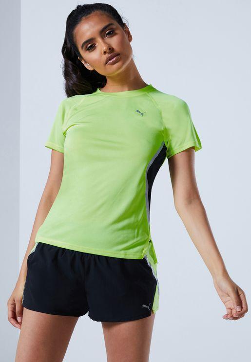 Run Lite Laser Cat T-Shirt