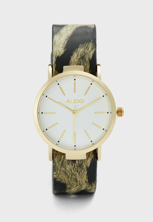 Crulia Multistrap Watch