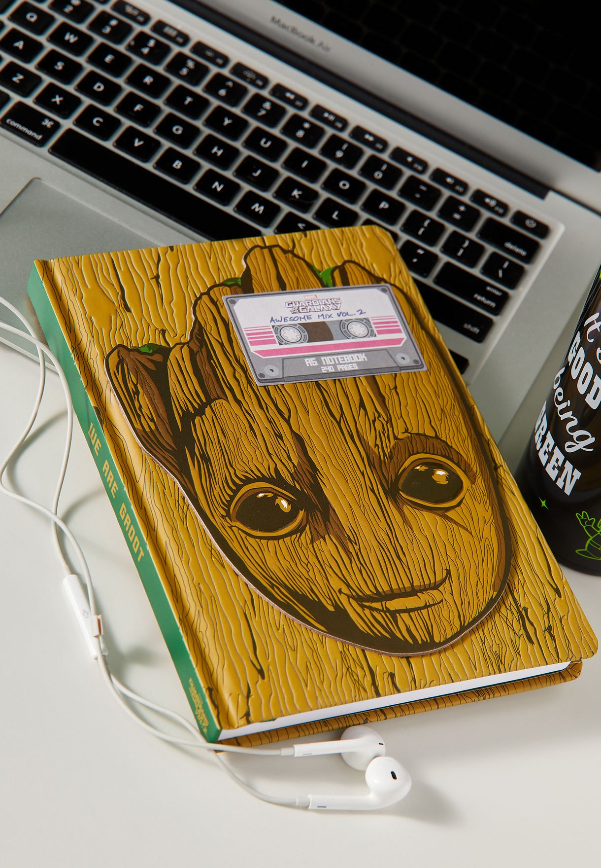 Marvel A5 Groot Notebook