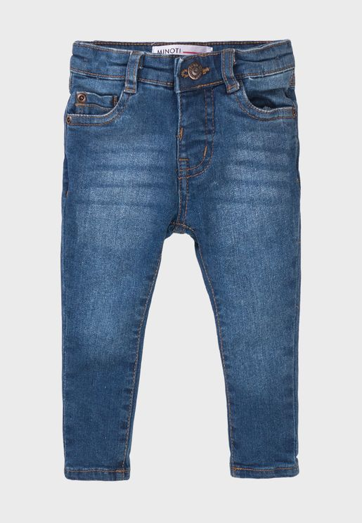 Infant Basic Skinny Jeans
