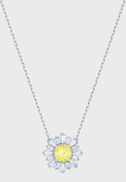 Sunshine Necklace With Pendant