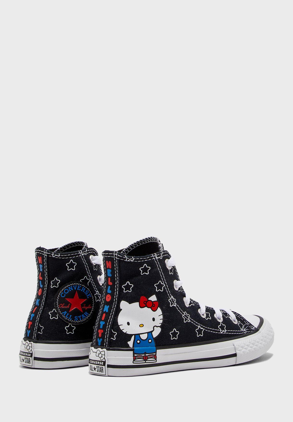 حذاء هالو كيتي تشك تايلور اول ستار
