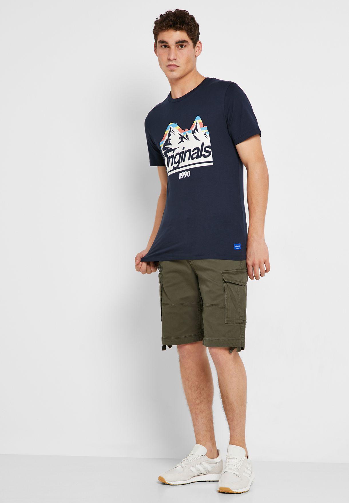 Landers Crew Neck T-Shirt