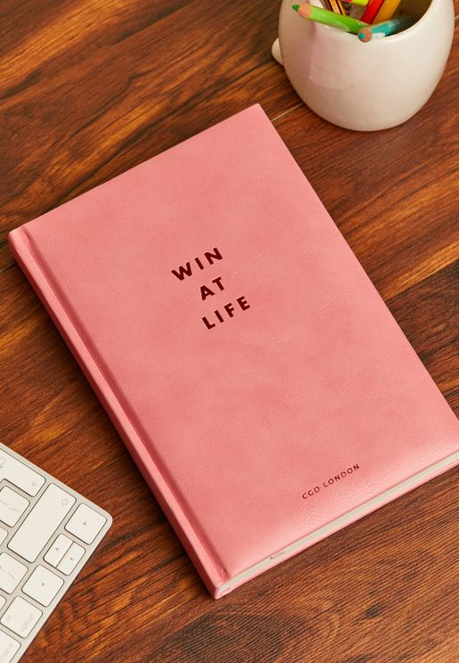 Win At Life Journal