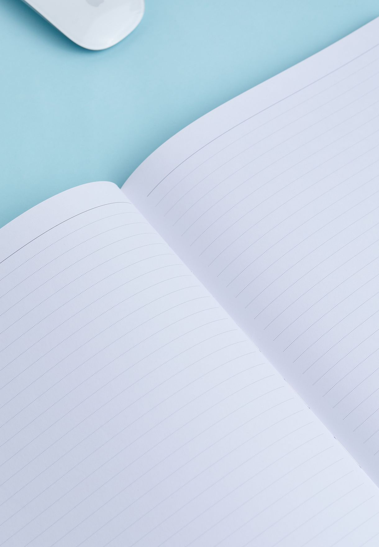 A4 Bonded Leather Journal Inspiration