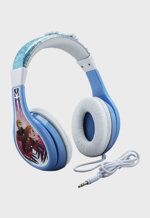 Frozen Over Ear Headphones