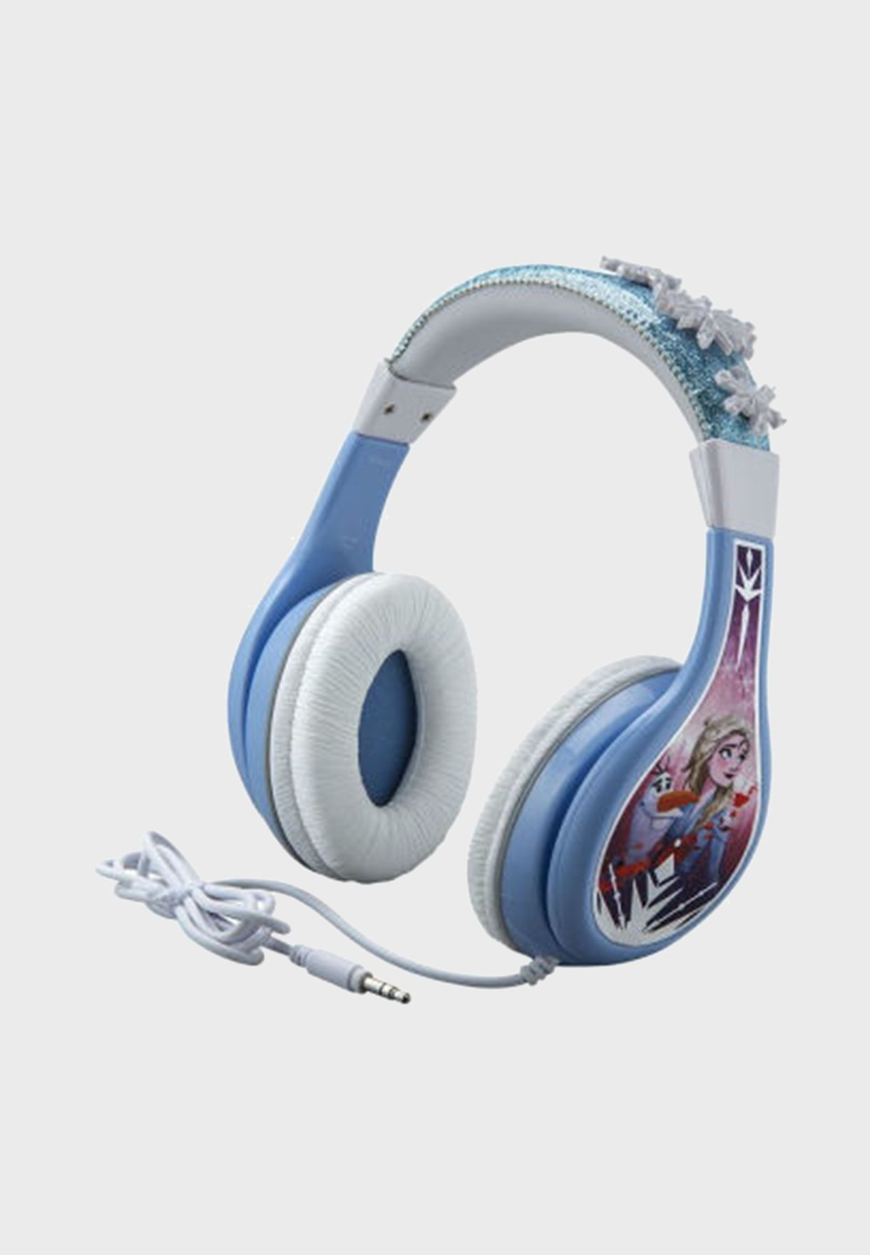 Frozen Over Ear Headphones