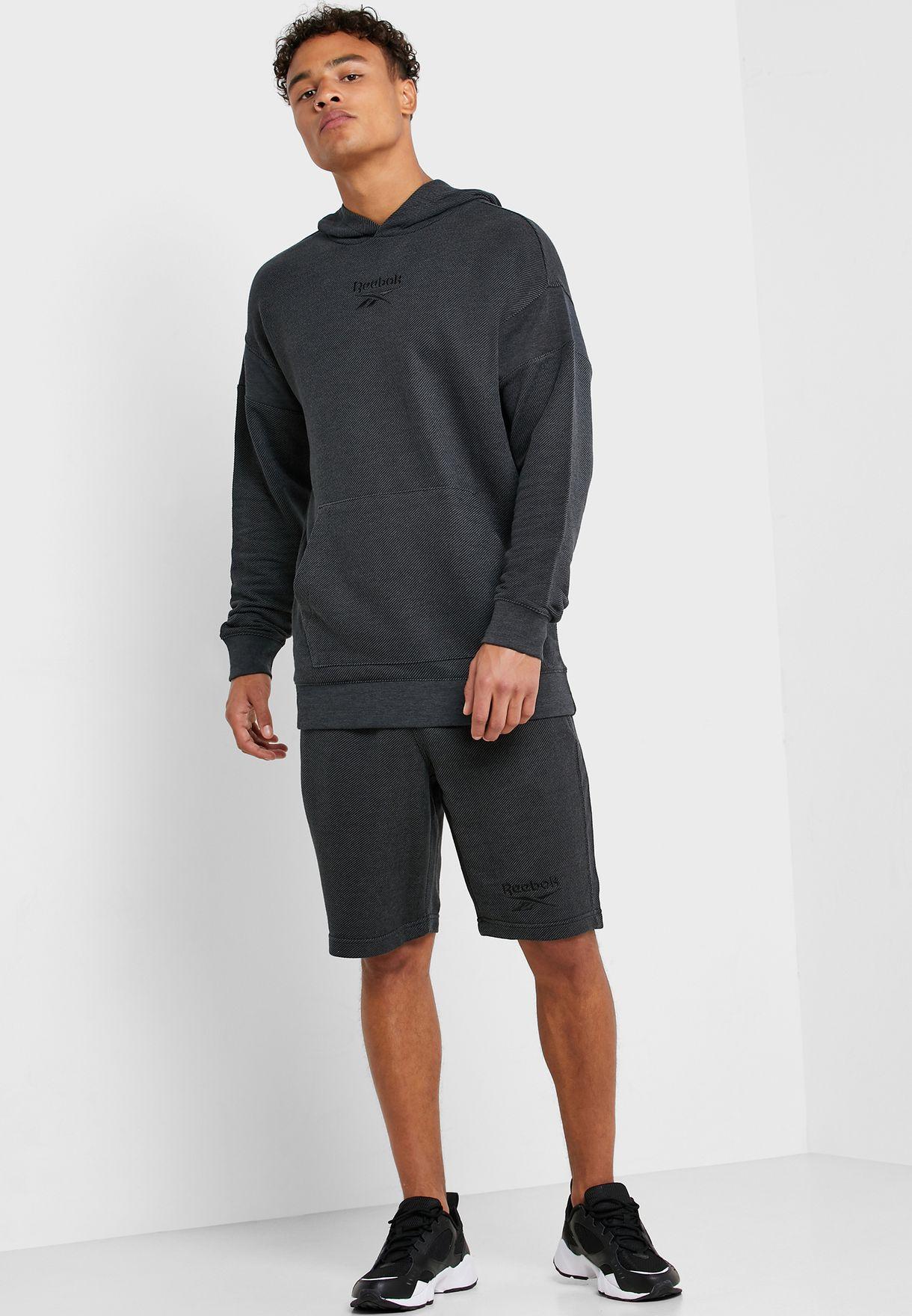 Training Essential Melange Shorts