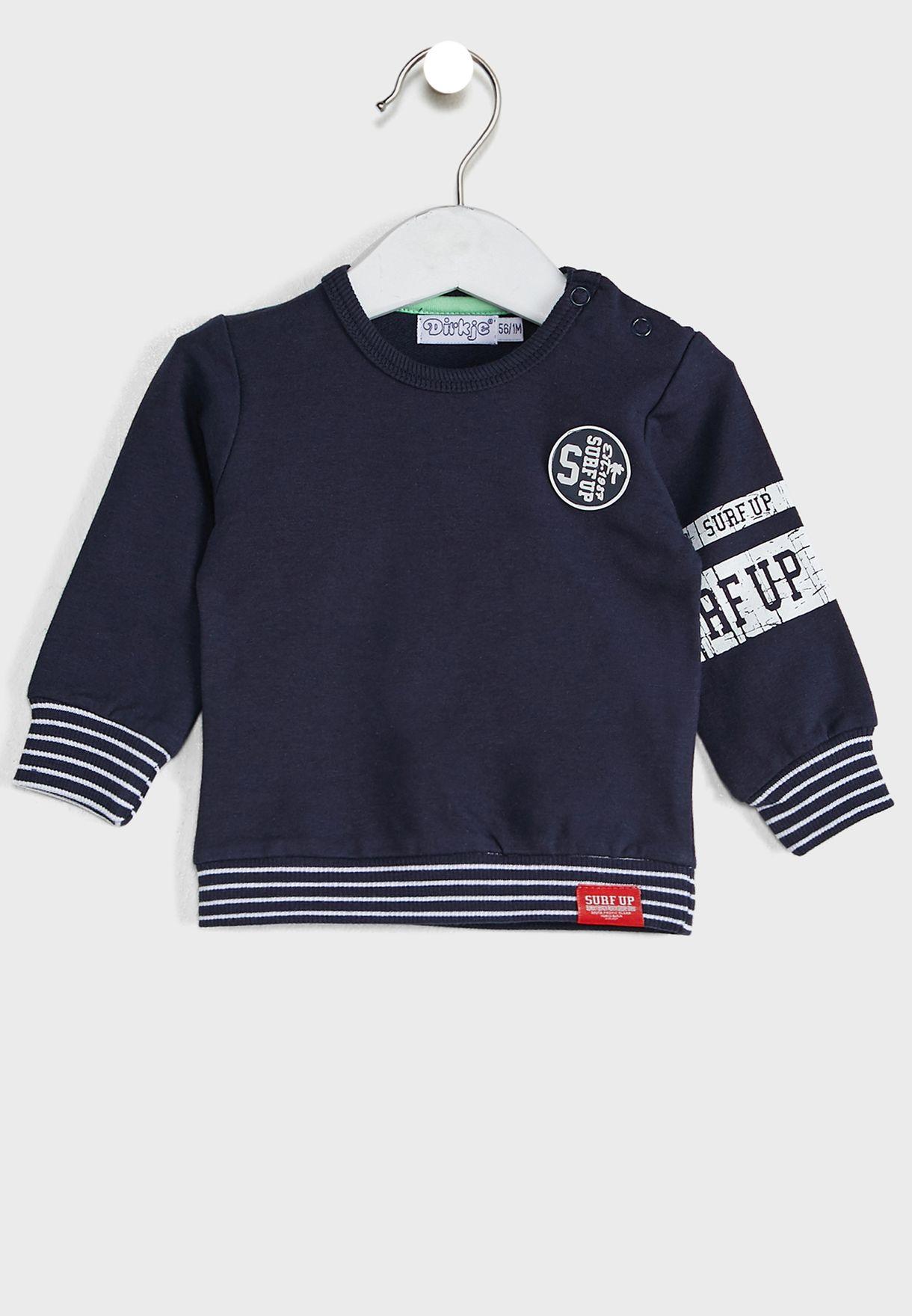Kids Logo Sweater