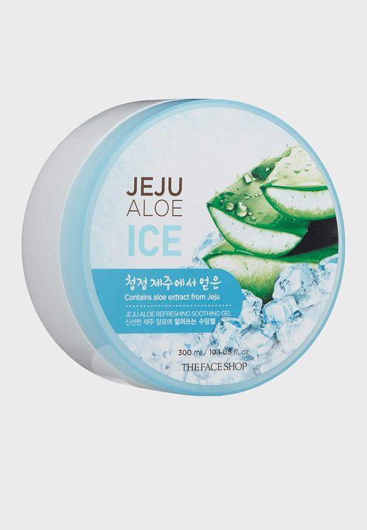 Jeju Aloe Refreshing Soothing Gel