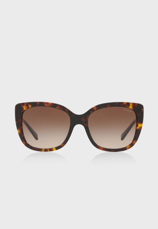 0HC8246  Shape Sunglasses