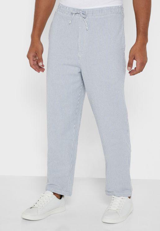 Klitmoeller Striped Sweatpants