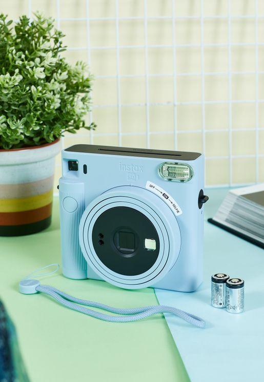 Instax Square Camera Sq1 Glacier Blue Camera