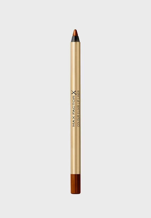 Colour Elixir Lip Liner- 16 Brown & Bold