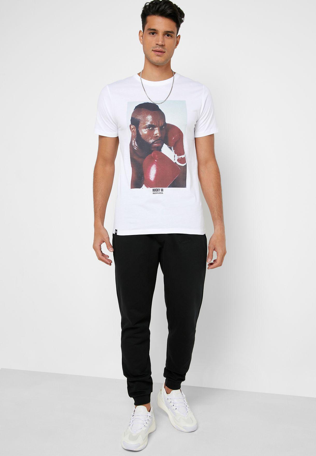 Stockholm Clubber Lang Crew Neck T-Shirt