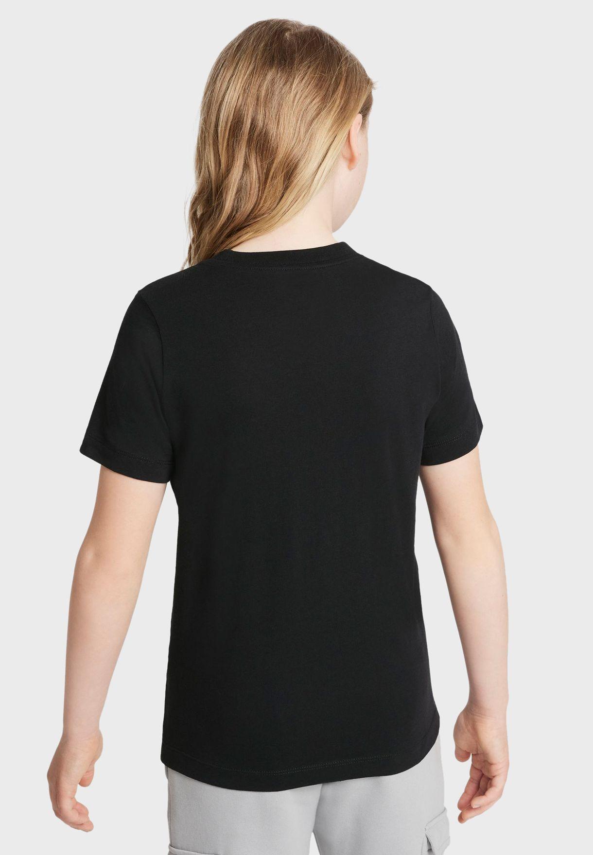 Youth Nsw Futura Camo T-Shirt