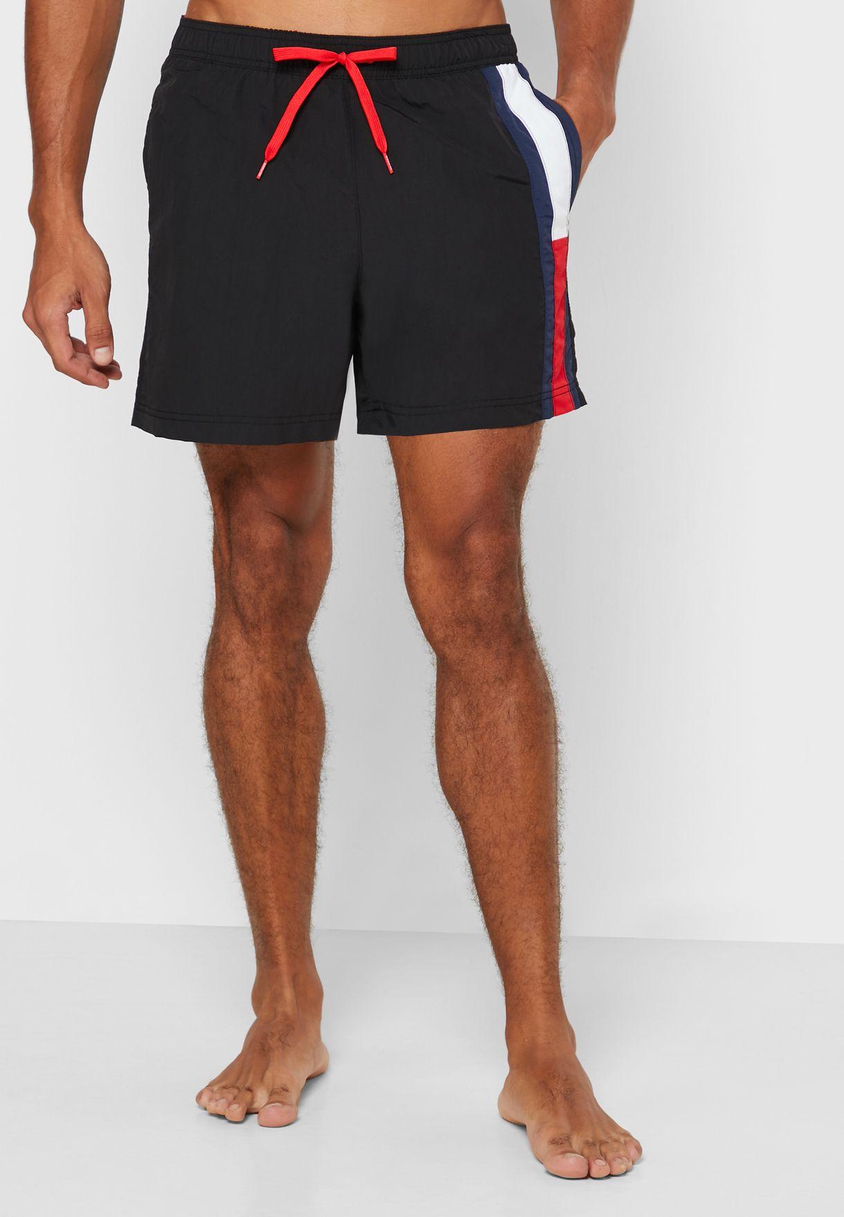 Drawstring Swim Shorts