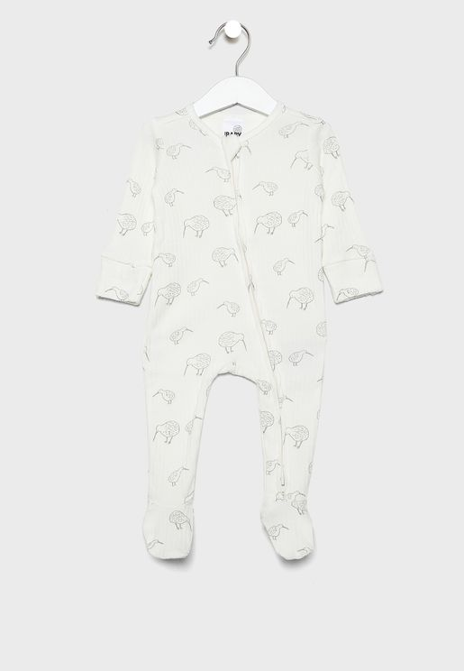 Infant Kiwi Romper