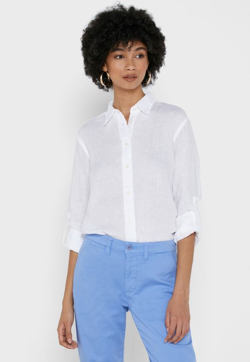 Karrie Button Down Shirt