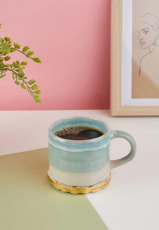 Dipped Glazed Mug