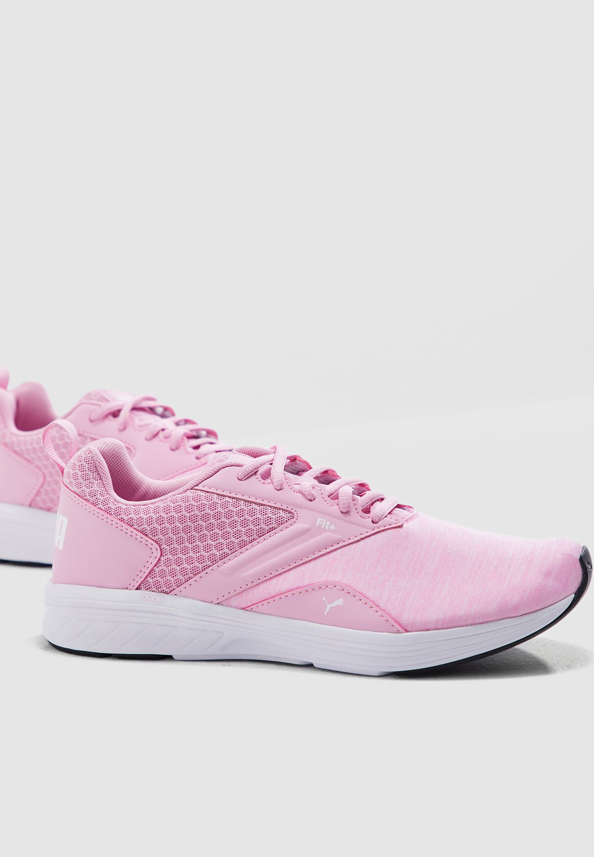 03cf8090a726 Shop PUMA pink Youth NRGY Comet 19067509 for Kids in Saudi ...