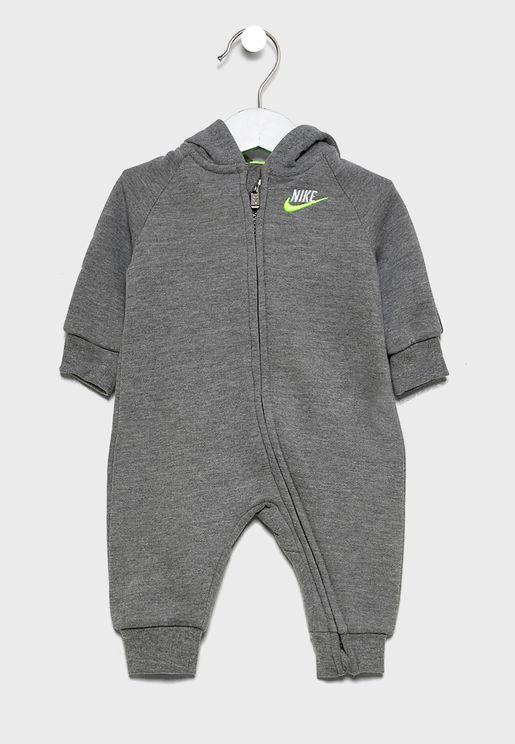 Infant Micro Swoosh Romper