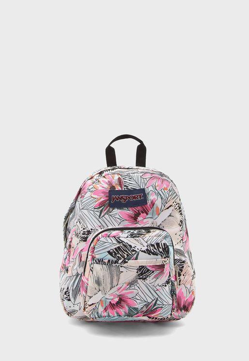 Half Pint Printed Backpack