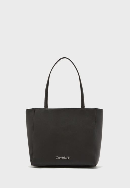 Logo Double Handle Shopper