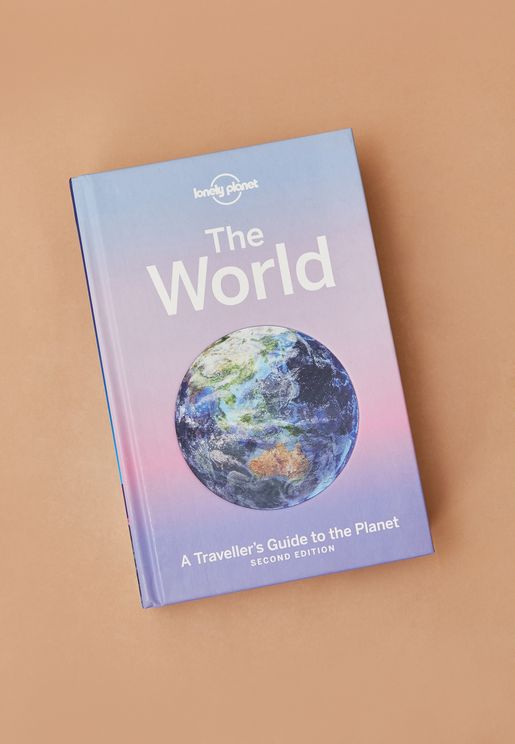 Lonely Planet: The World Book For Travellers