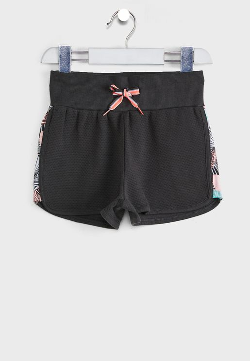 Kids Mesh Shorts