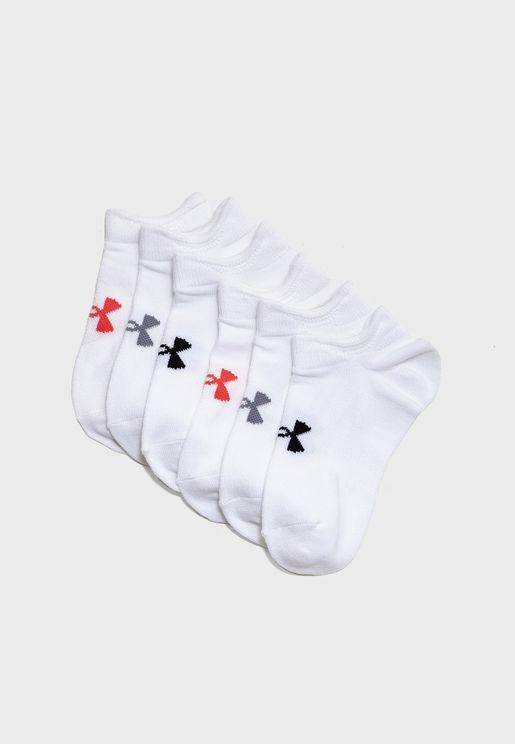 Essential No Show Socks